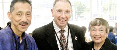 Portland JACL, 2014 National JACL Convention, Rich Iwasaki, Chip Larouche, Janice Okamoto