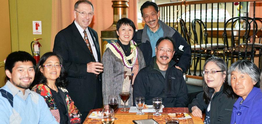 Portland JACL, Connie Masuoka, 2014 Gladys McCoy Award