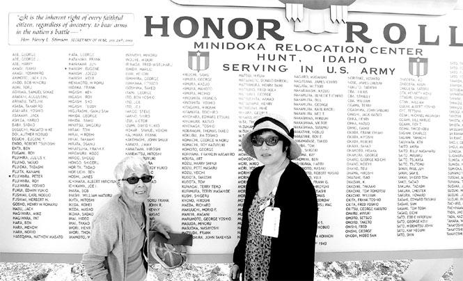 2011 Minidoka Pilgrimage