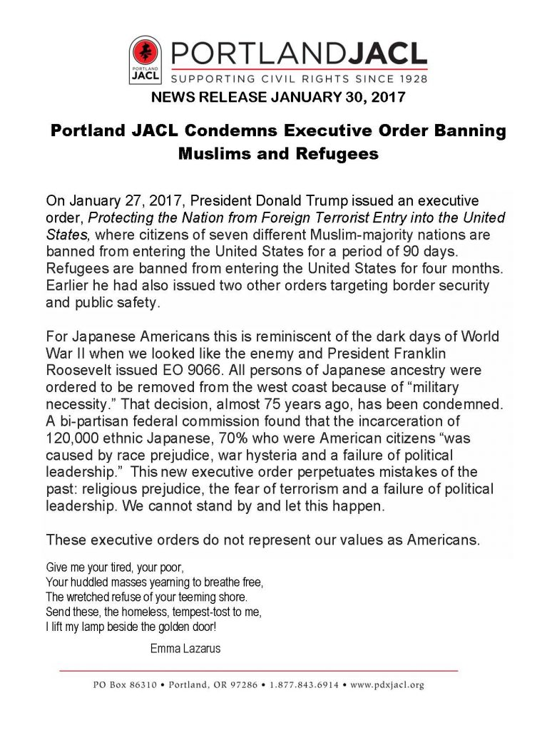 JACL-Newsrelease30Jan17