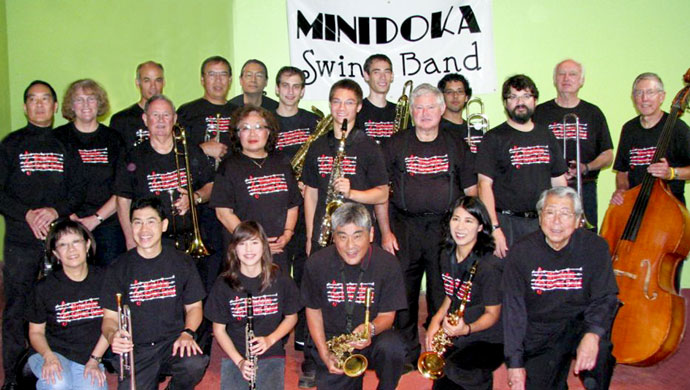 Museum Day Features Minidoka Swing Band